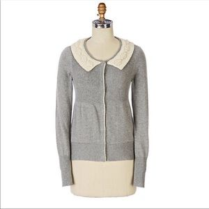 Anthropologie cardigan by Field Flower-size medium